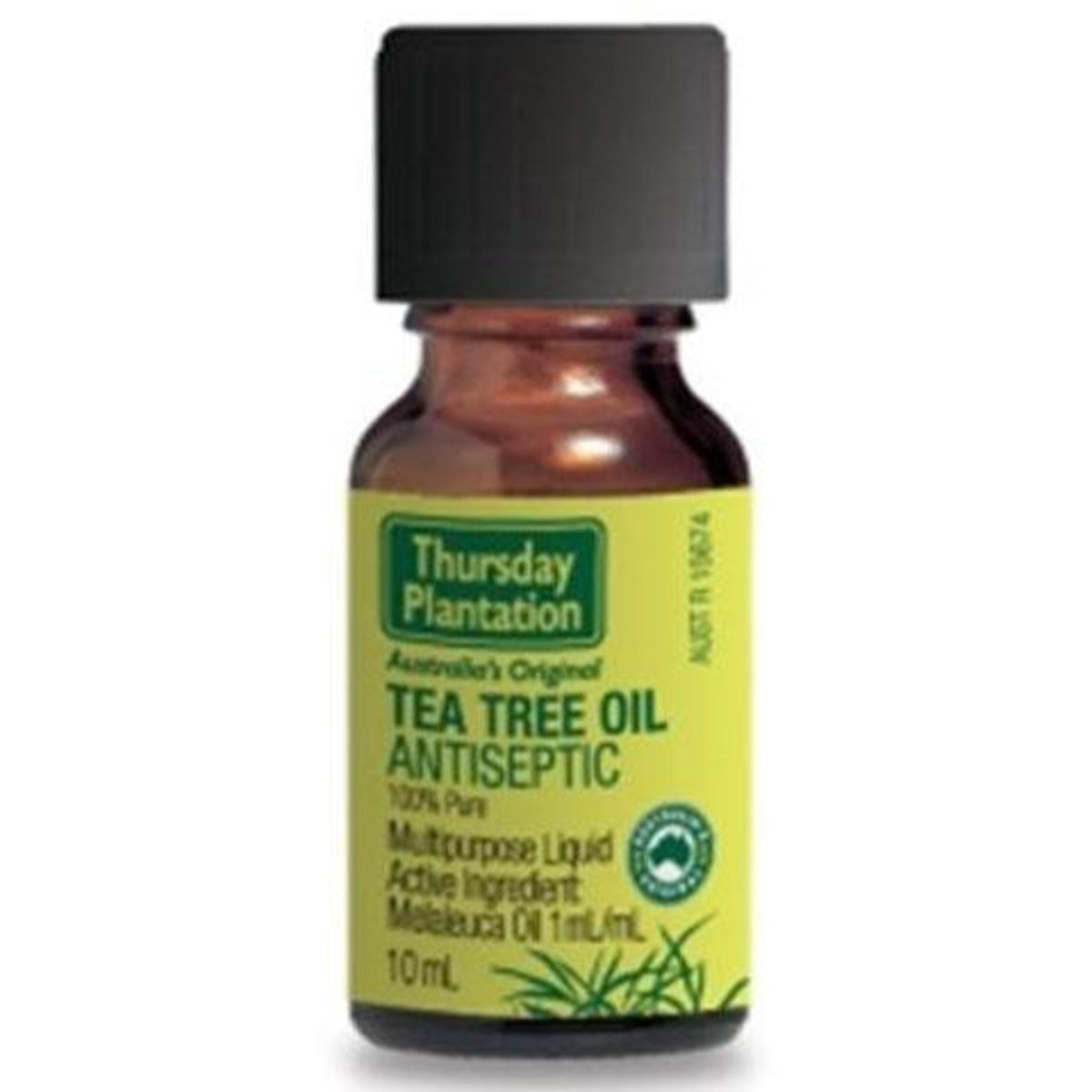 Tea tree oil is a great treatment for male yeast infection.