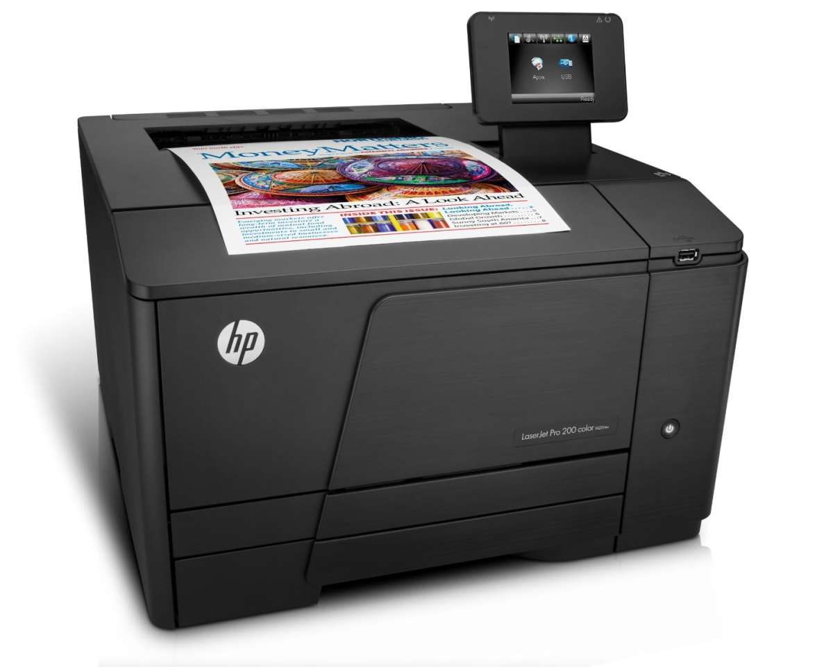 HP wireless color laserJet CF147A#BGJ pro 200 M251NW