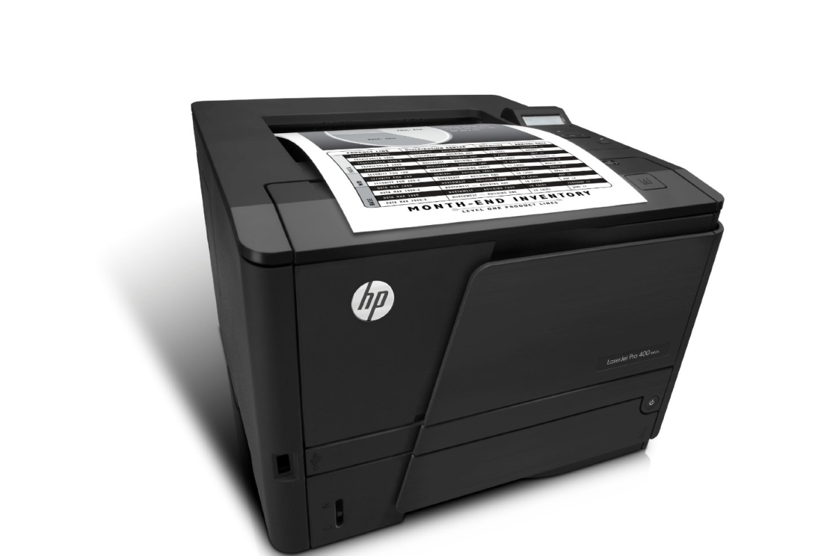 HP printer LaserJet Pro 400 M401n