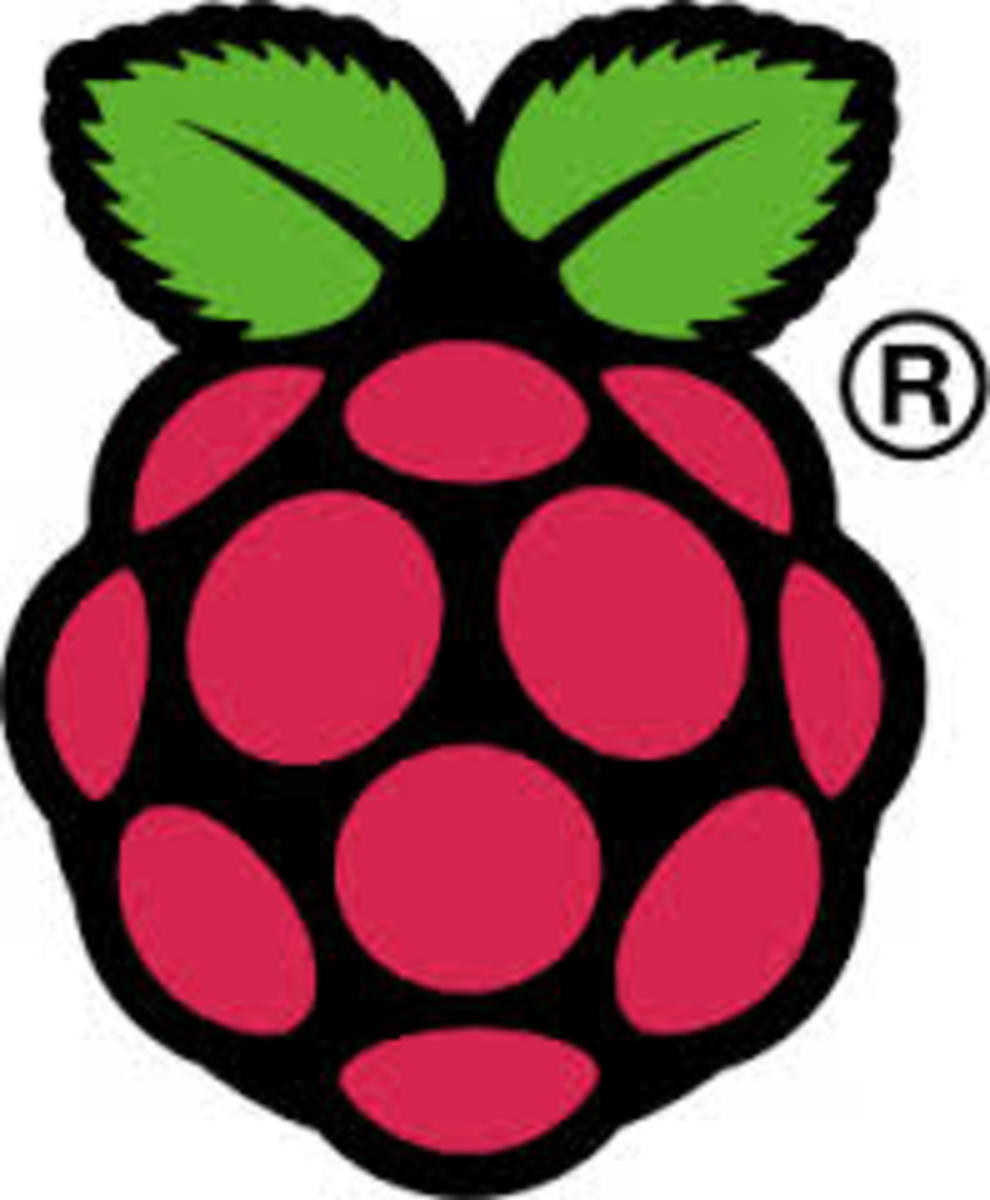 The Raspberry Pi Logo
