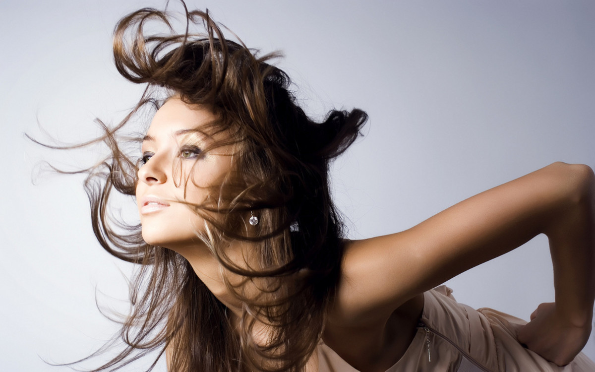 Hair extension may be the choice for you