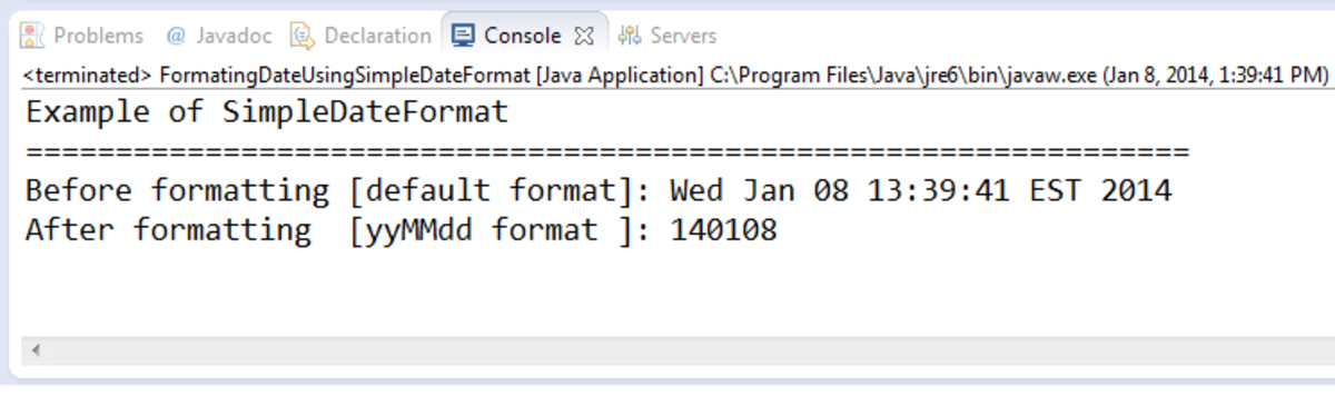 How to convert one date format to another date format in Java?