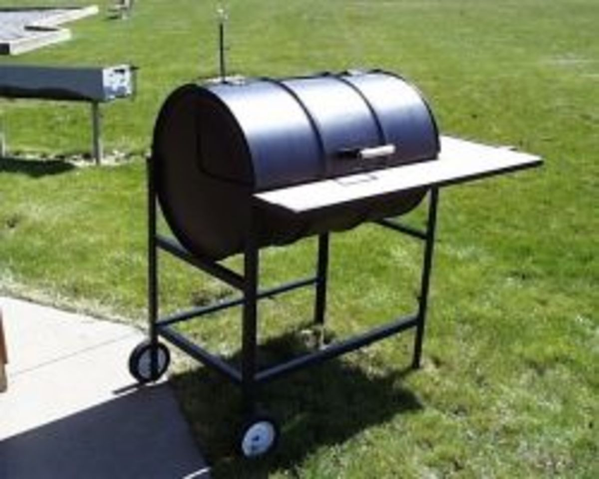 grill project
