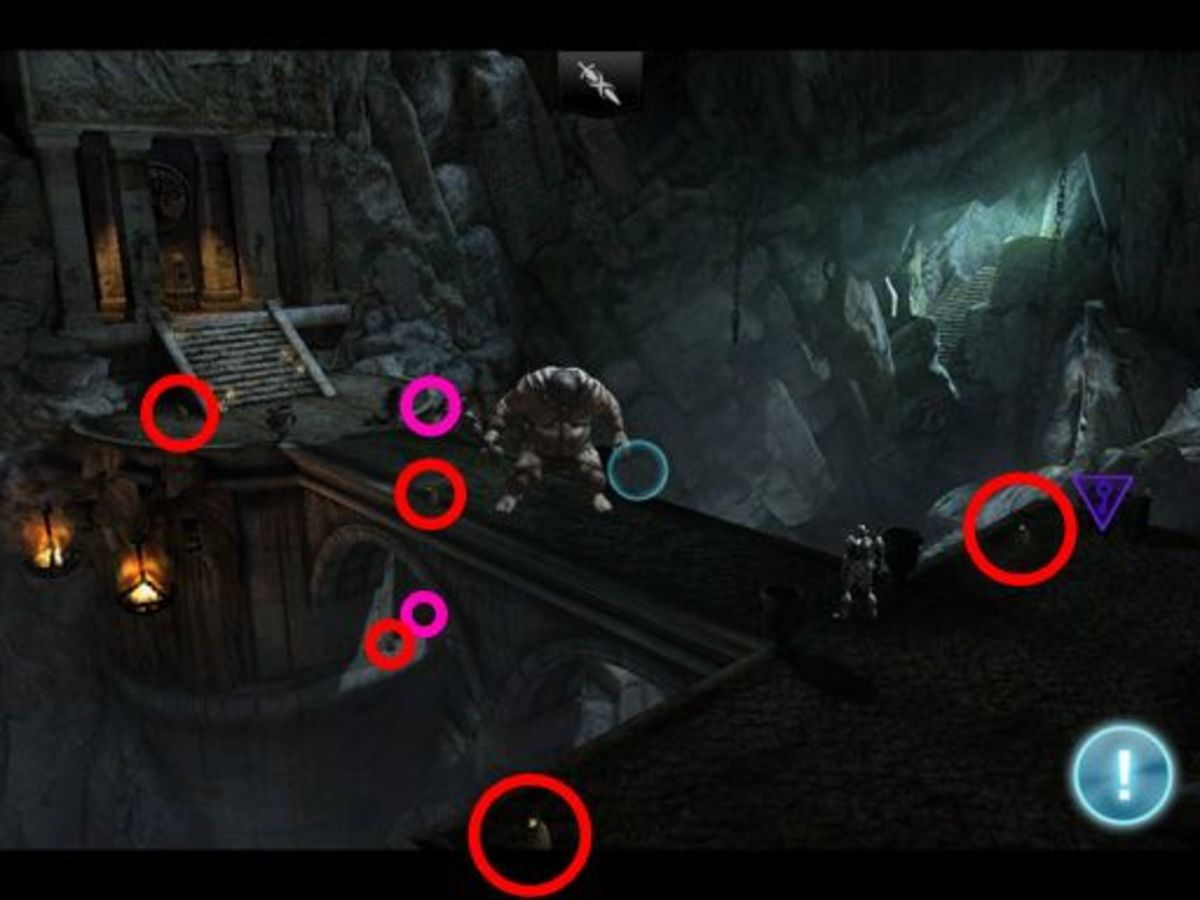 There are always 2 moneybags under the bridge, but one is in shadow. There's another hidden spawn spot behind the Titan. (See 2 screencaps ahead.)