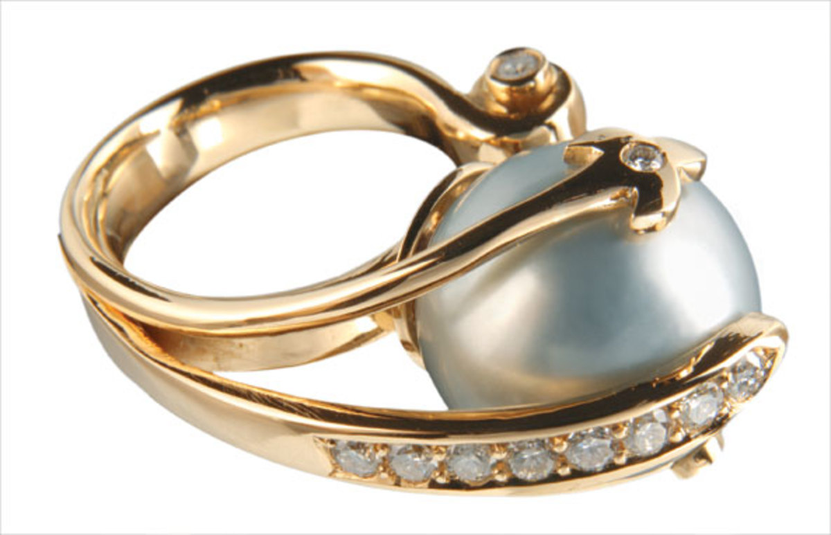 Interesting Facts about Pearls - Formation and Types of Pearls