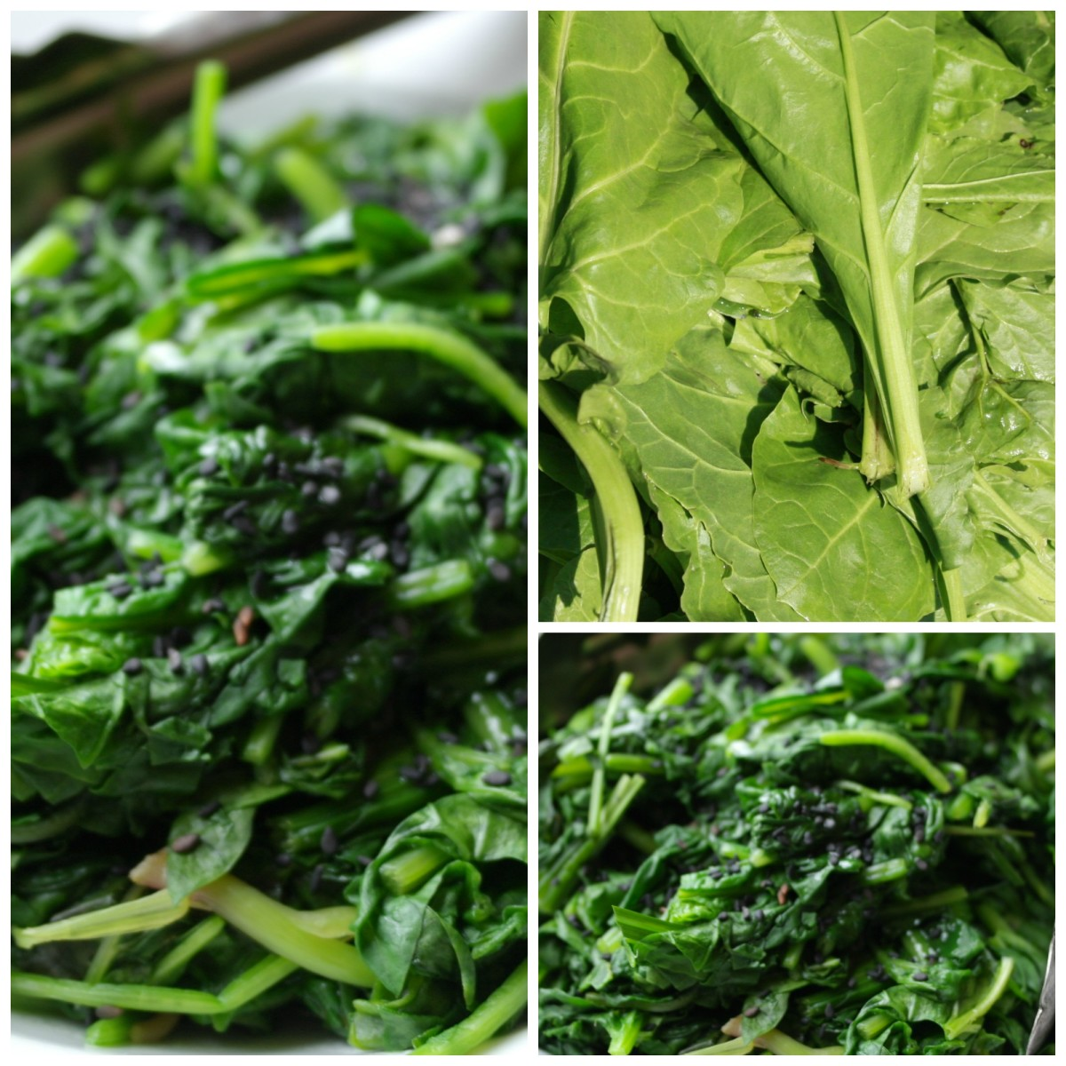 Spinach is a dark leafy vegetable that is rich in lycopene, and other antioxidants that nourish your nails from within.