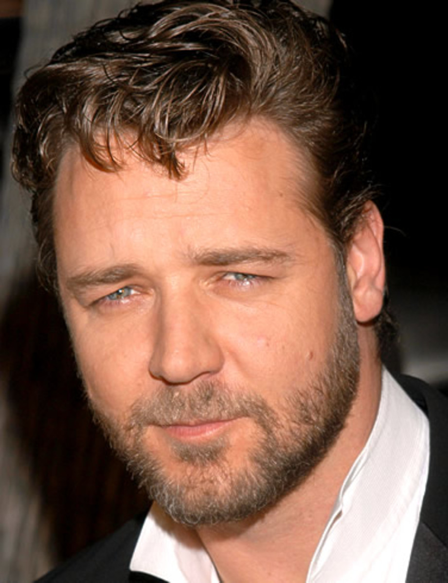 Russell Crowe - 50 years old on April 7th, 2014