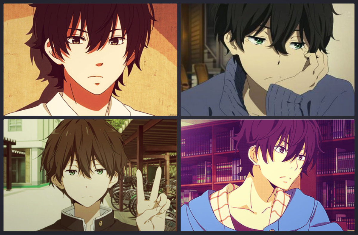 Anime Characters You Look Like : Anime characters who look alike part hubpages