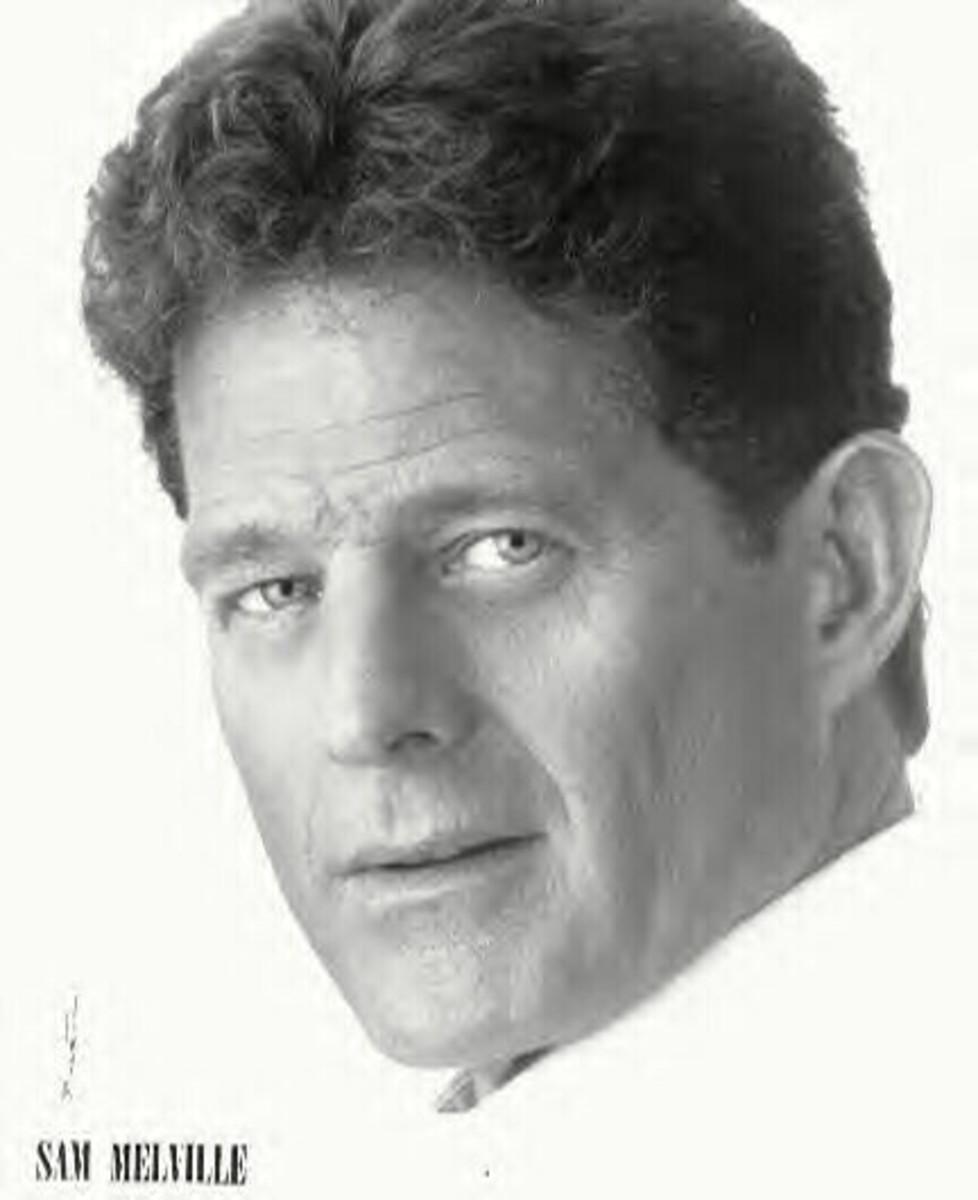 Actor Sam Melville