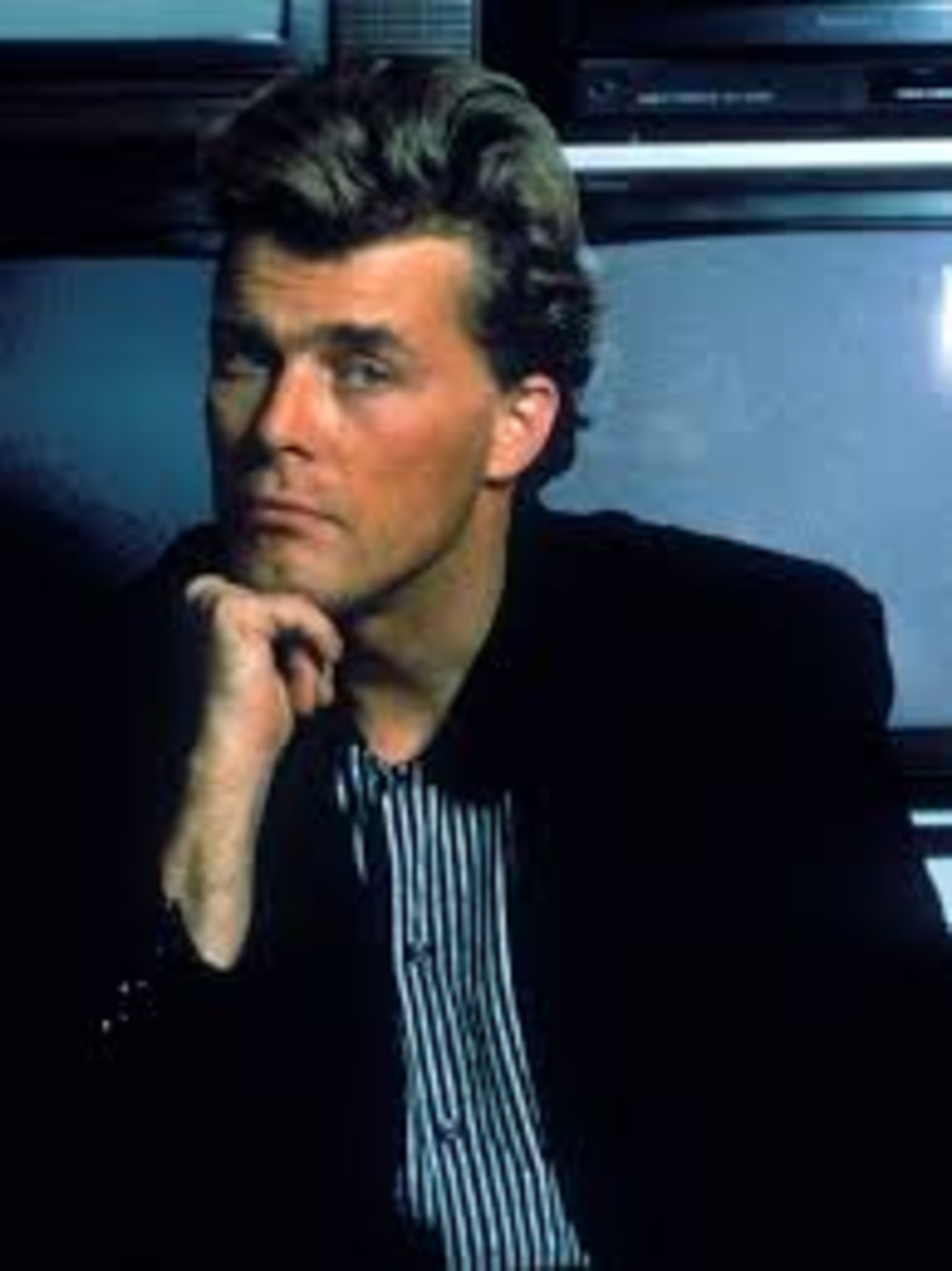 Nicholas Campbell plays Jason 'Doc' Giffords in two episodes of Airwolf's second season