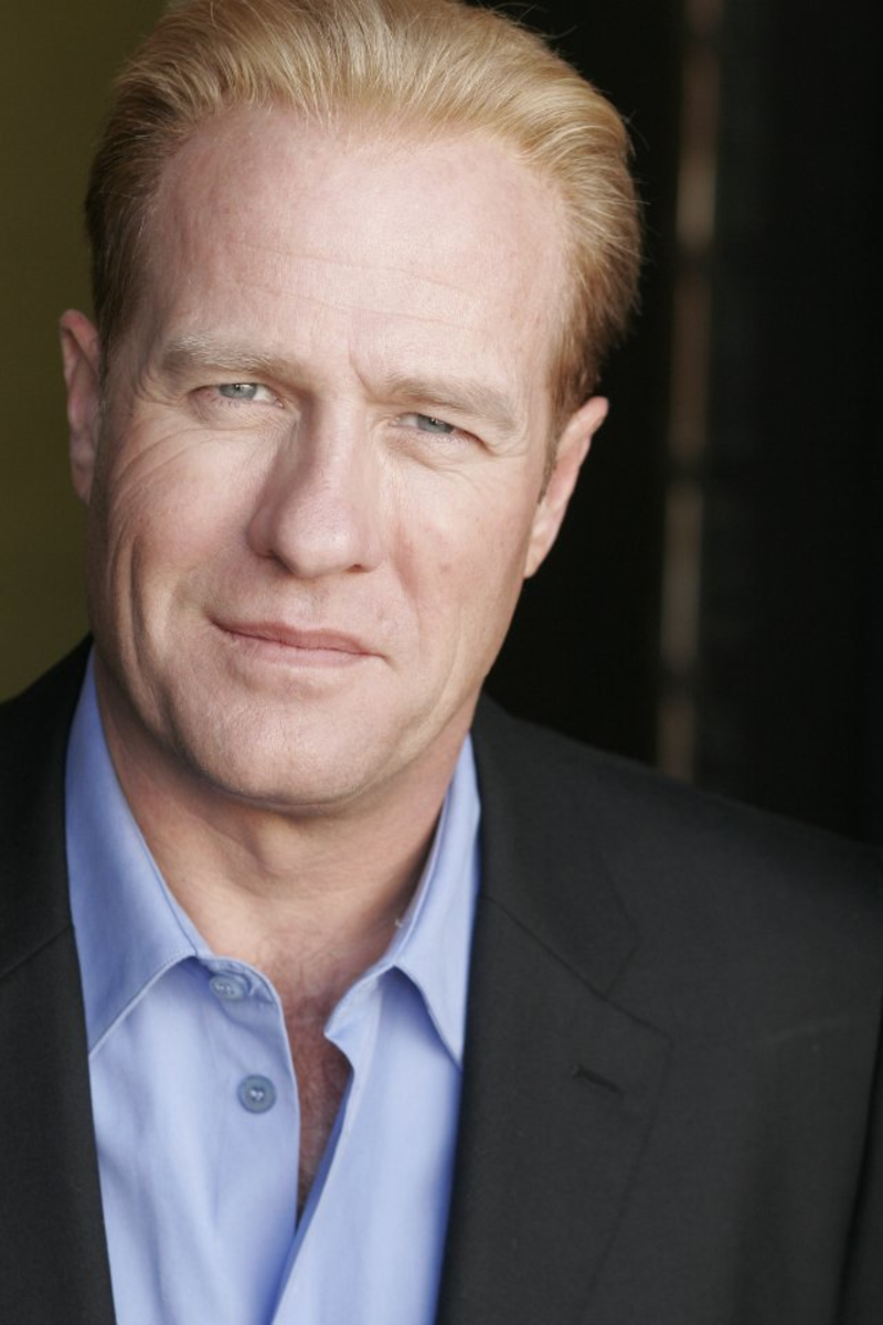 "Gregg Henry plays one of his many television baddie roles in the Airwolf episode ""The Hunted"""