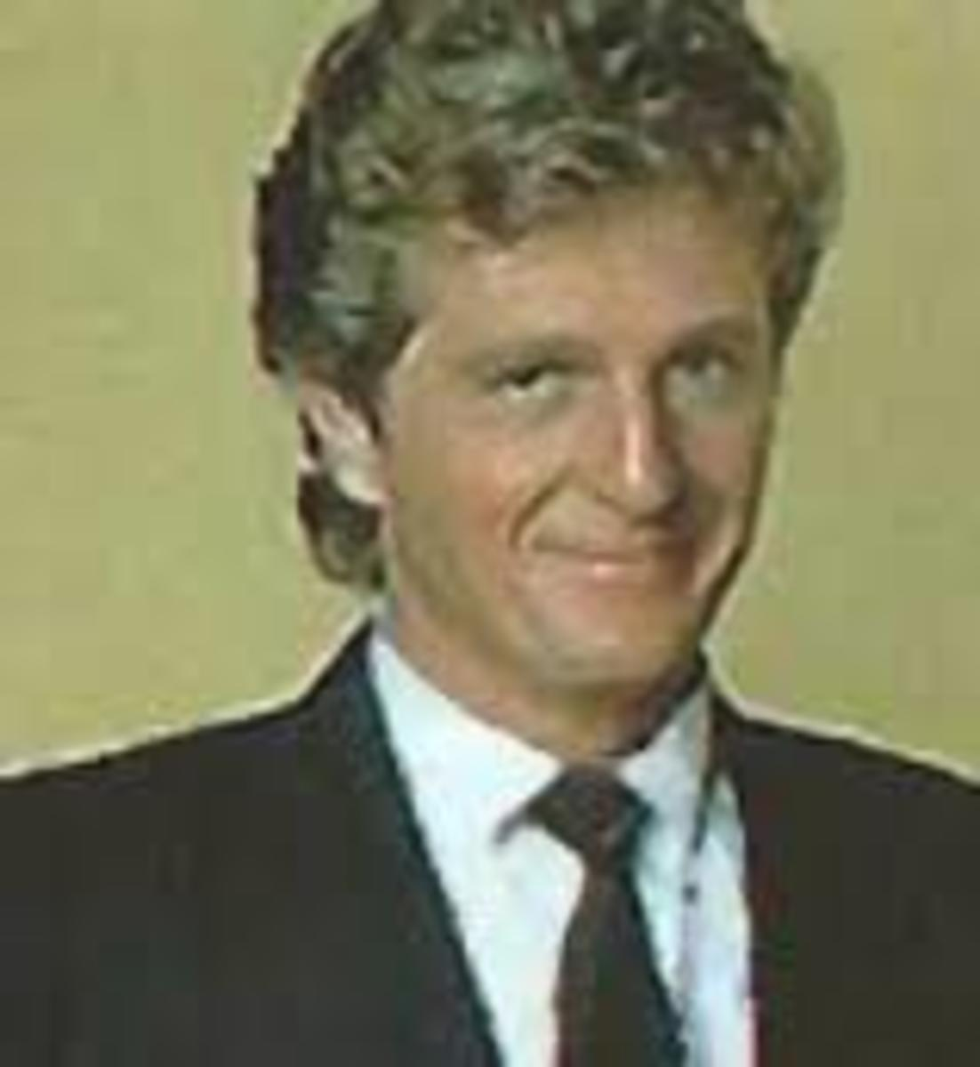 Marjoe Gortner started his career as an evangelical preacher and ordained minister at the age of four