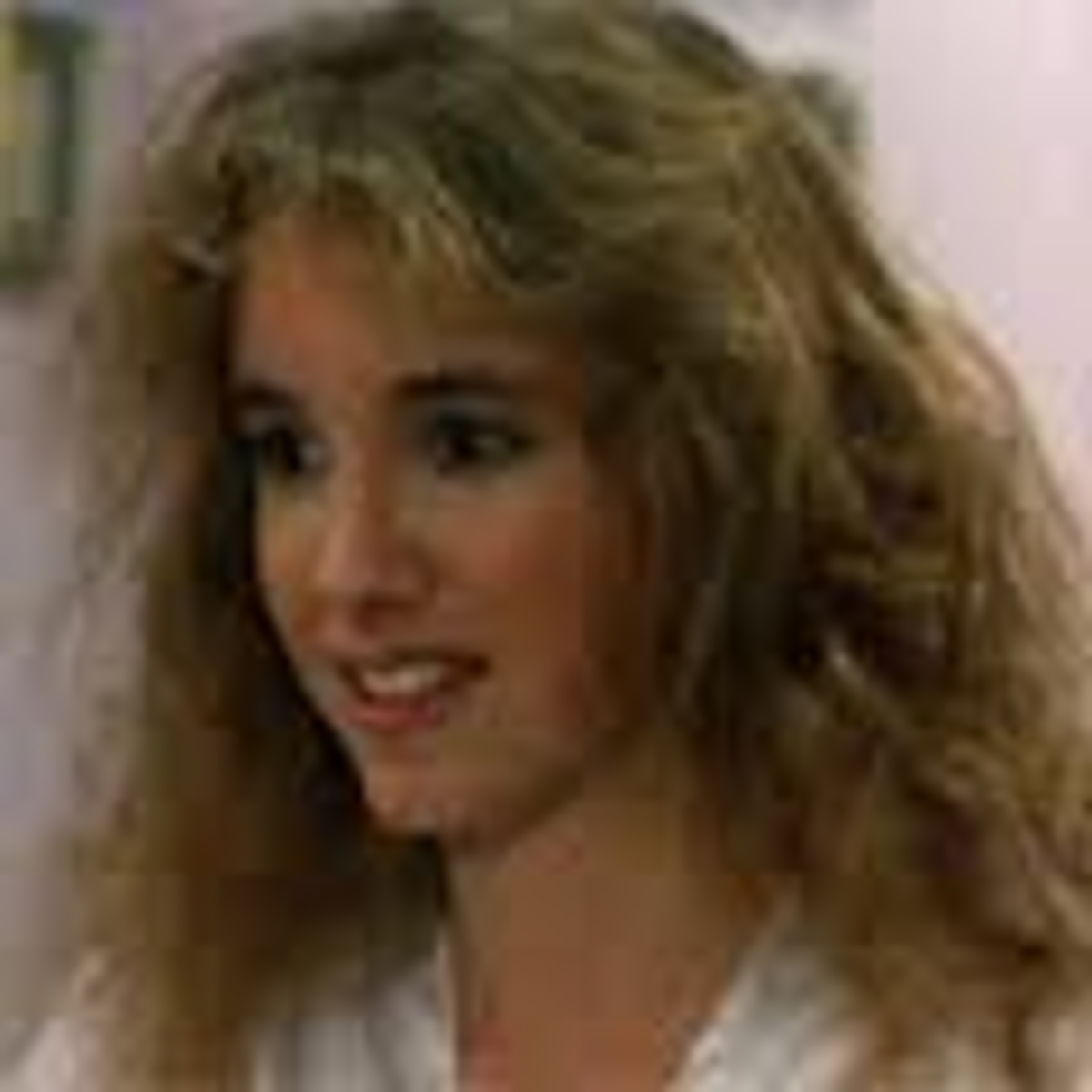 Barbara Howard played Santini's niece Holly in Airwolf