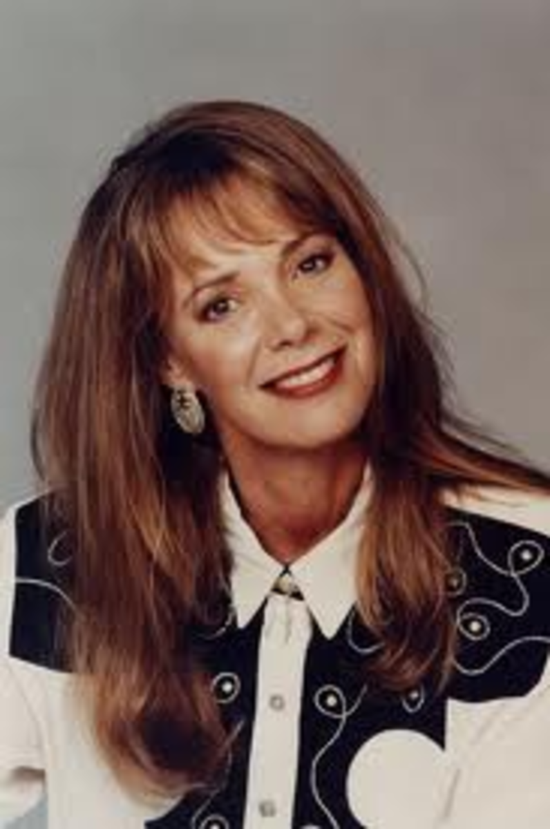 Anne lockhart guest stars in seasons three, four and five of Airwolf
