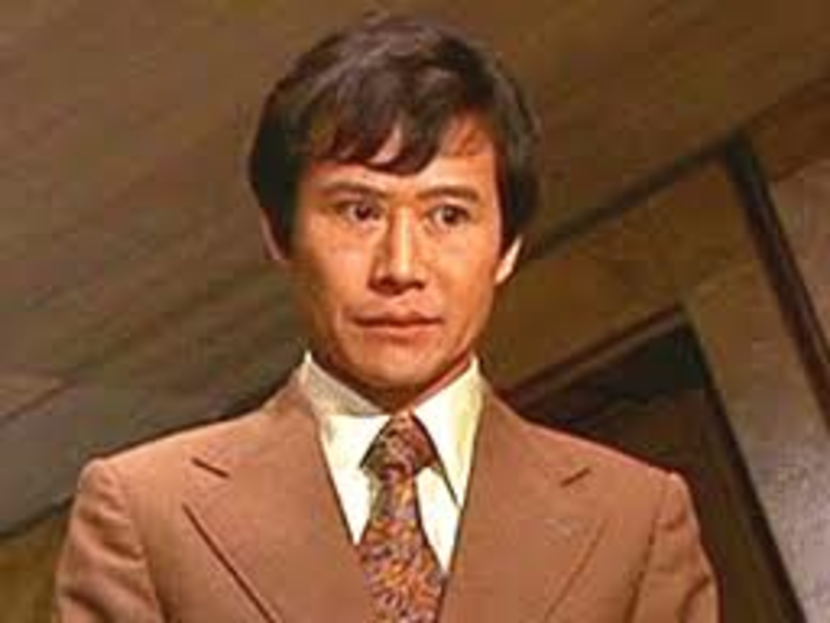 Soon Teck Oh makes two appearances in season 2 of Airwolf and returns for season 4