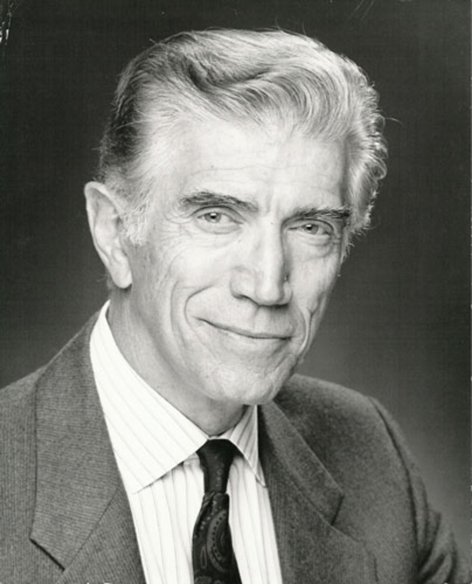 Actor Joseph Campanella
