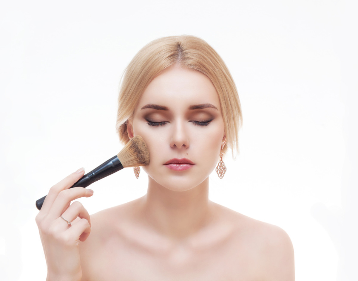 How to apply powder 25