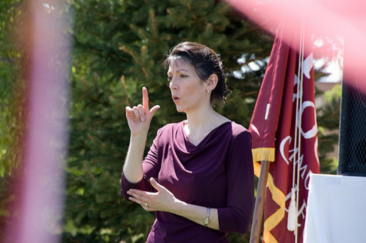 Characteristics of Effective Sign Language Interpreters