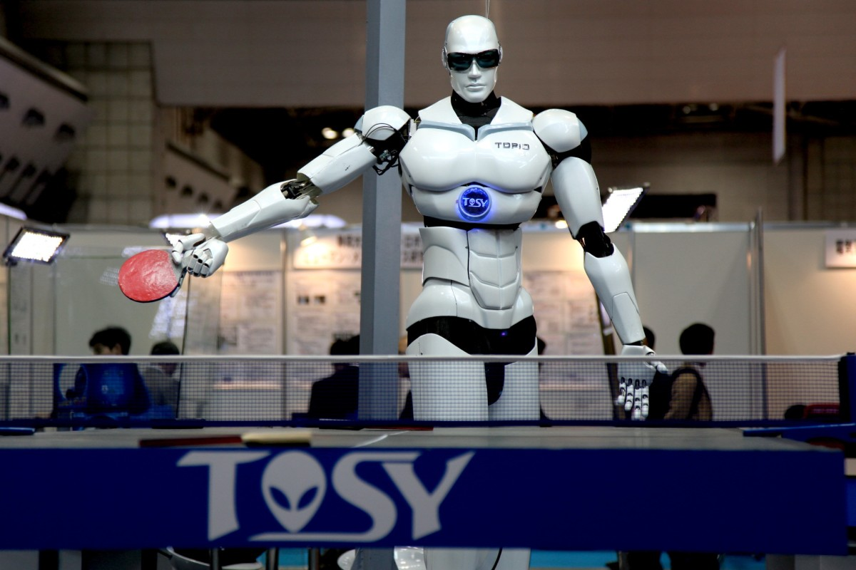 What had previously been human tasks will soon be replaced exclusively by the work of robots.