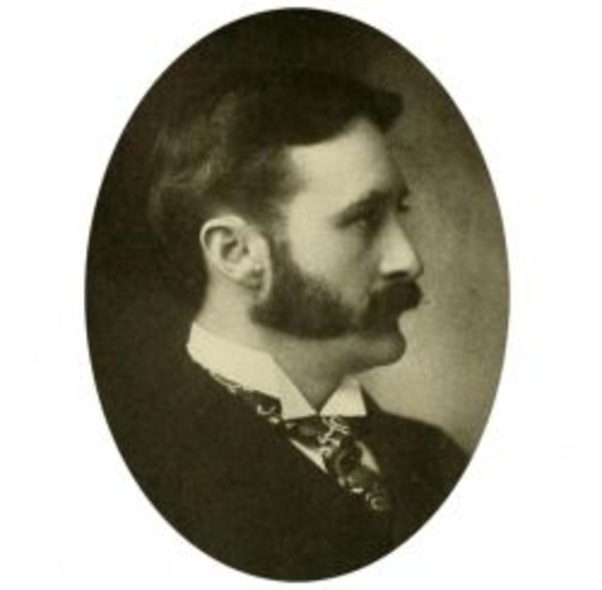 Harry Selfridge C 1880,