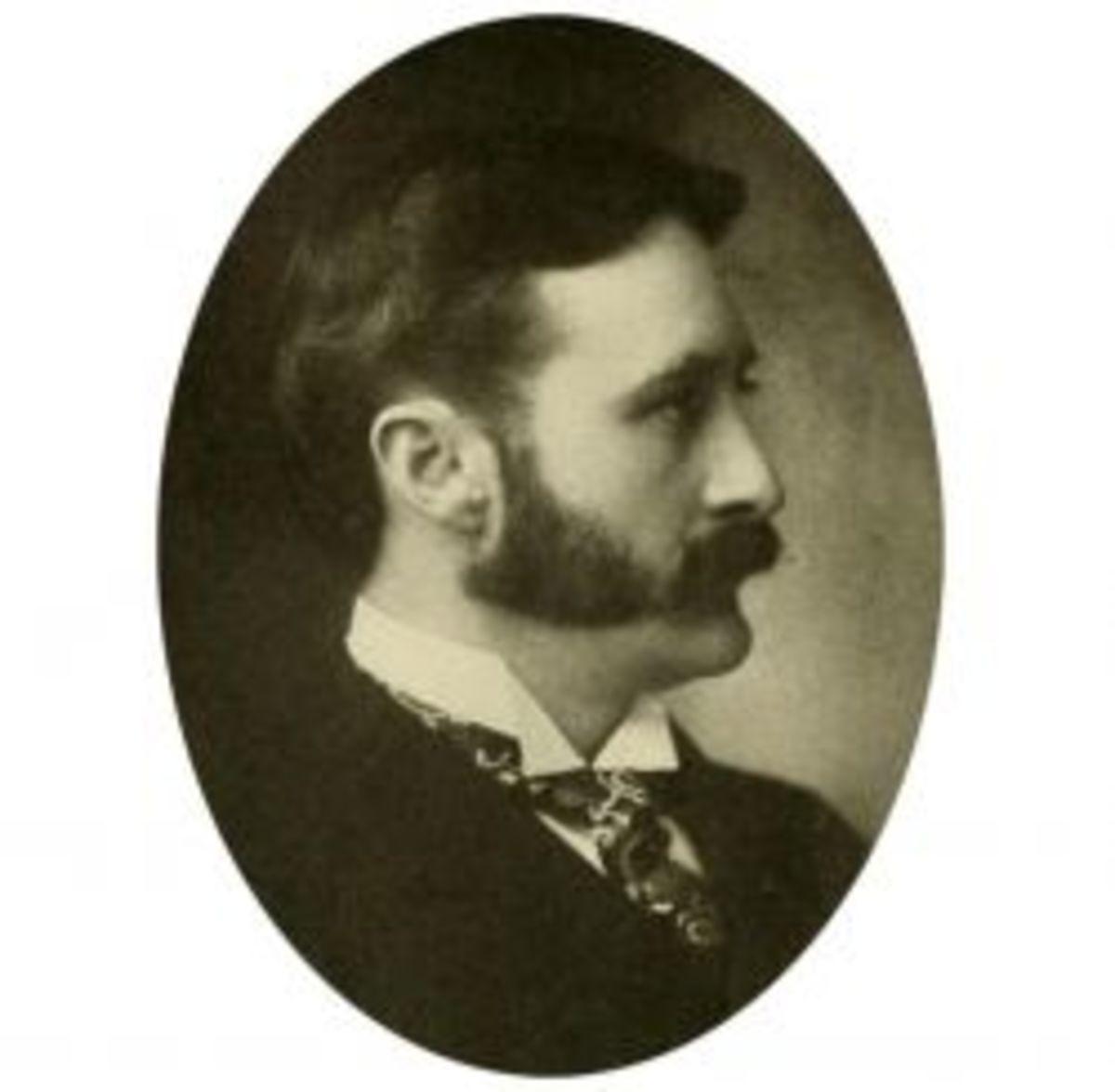 Harry Selfridge C 1880,
