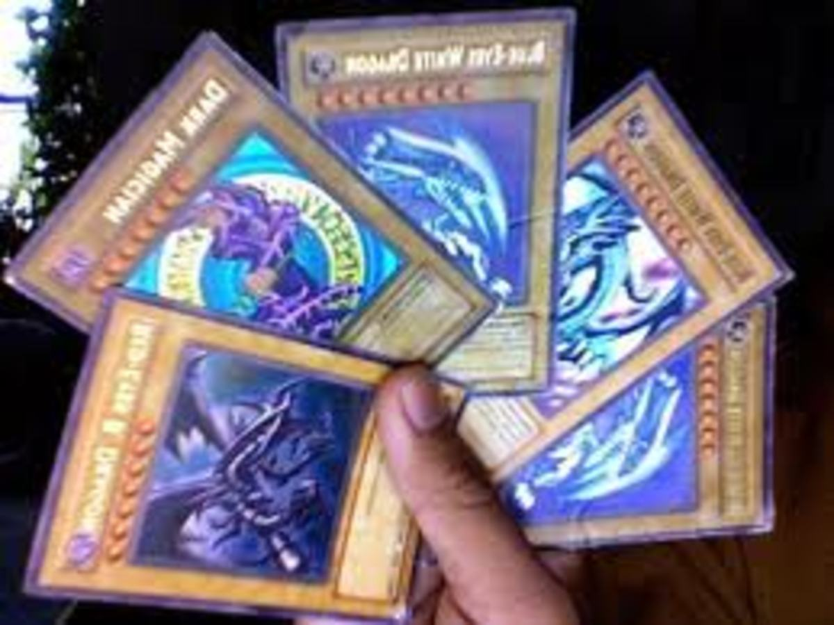 Selling your yugioh cards can be easy and profitable.
