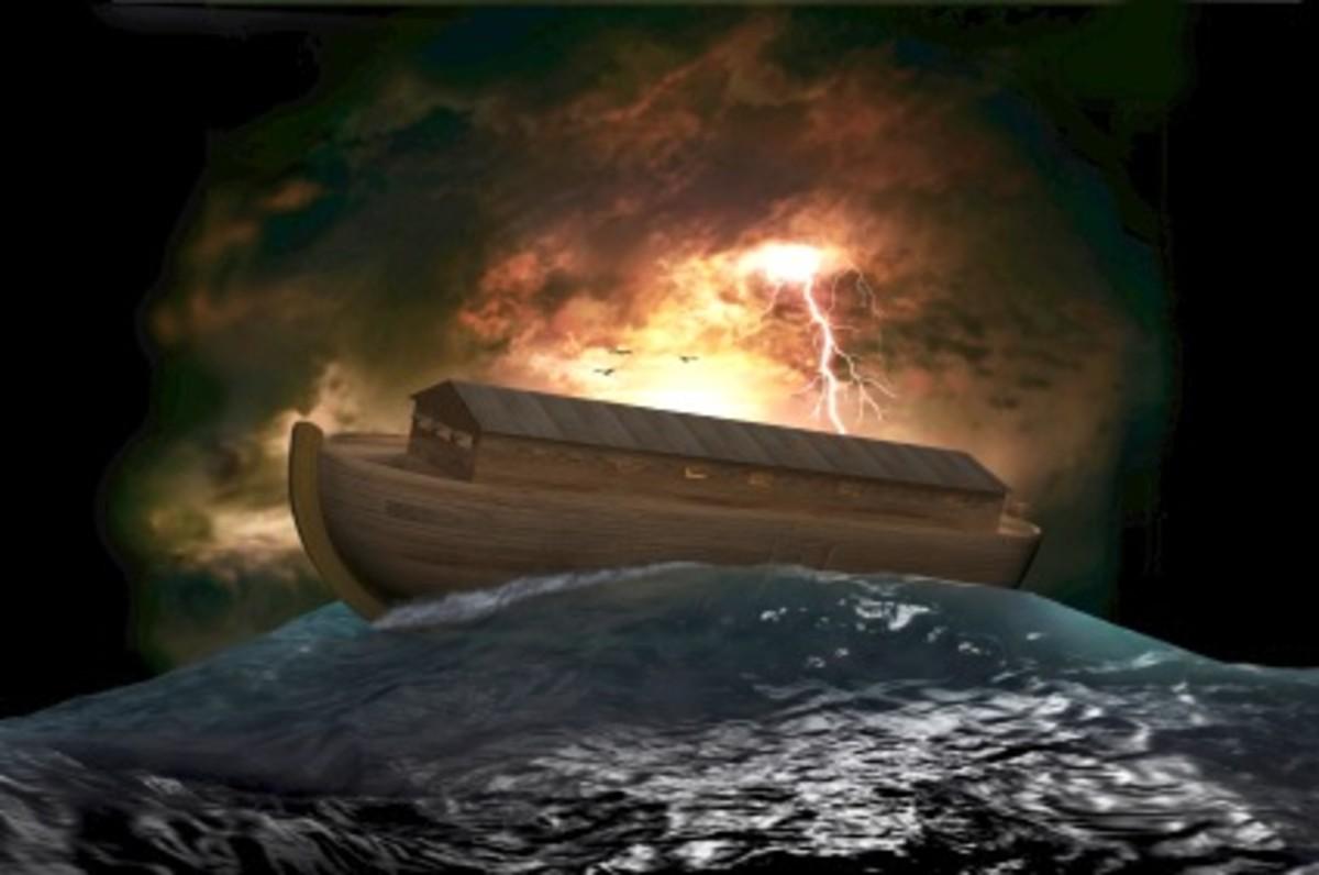 Depiction of Ark.