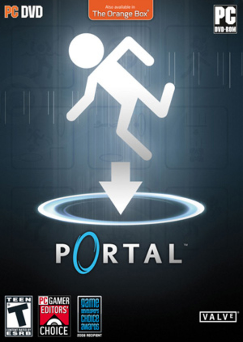 I Love First Person Puzzle Games Like Portal