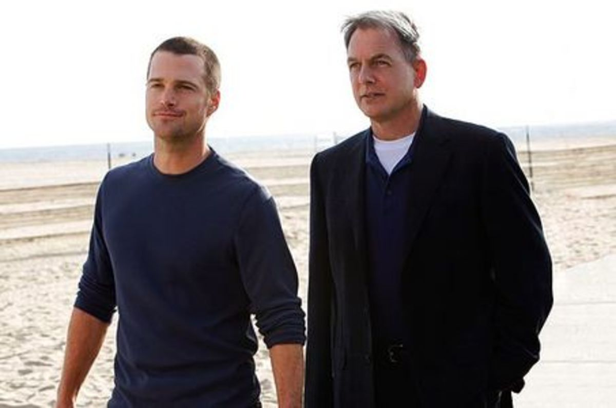 Spin-off episode - Special Agents G. Callen (NCIS: Los Angeles) and Leroy Jethro Gibbs (NCIS) work together on a case.