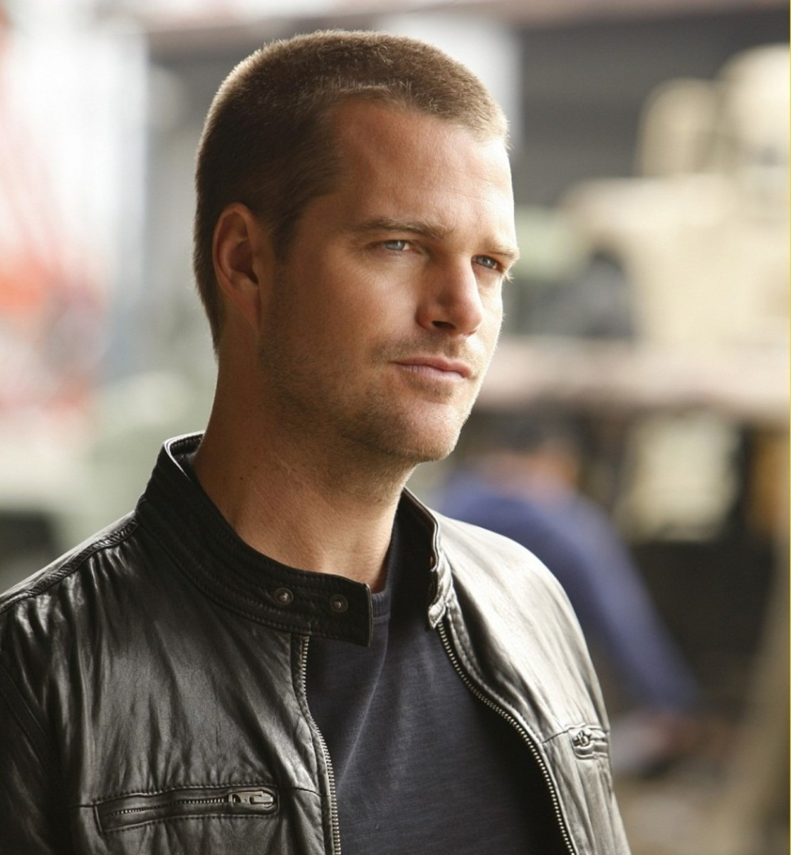Special Agent in Charge G. Callen, NCIS: Los Angeles.
