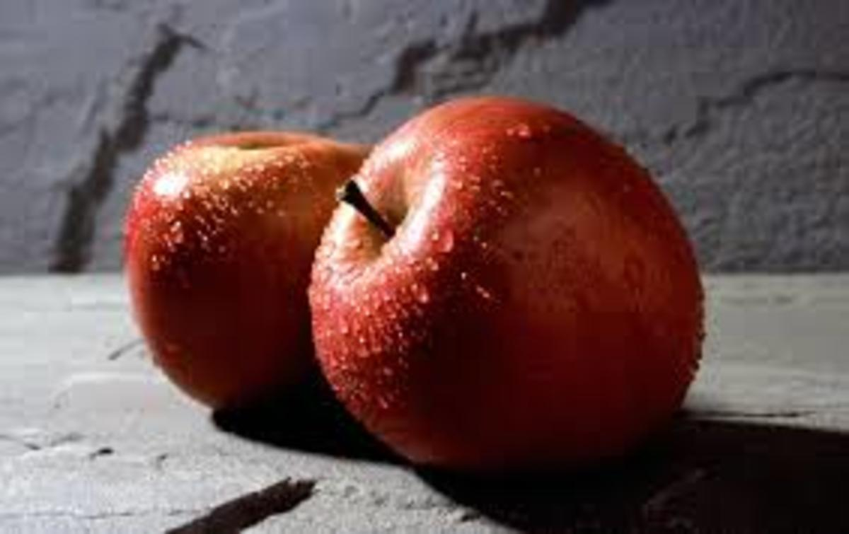 Red apple benefits - The health benefits of eating a Red apple
