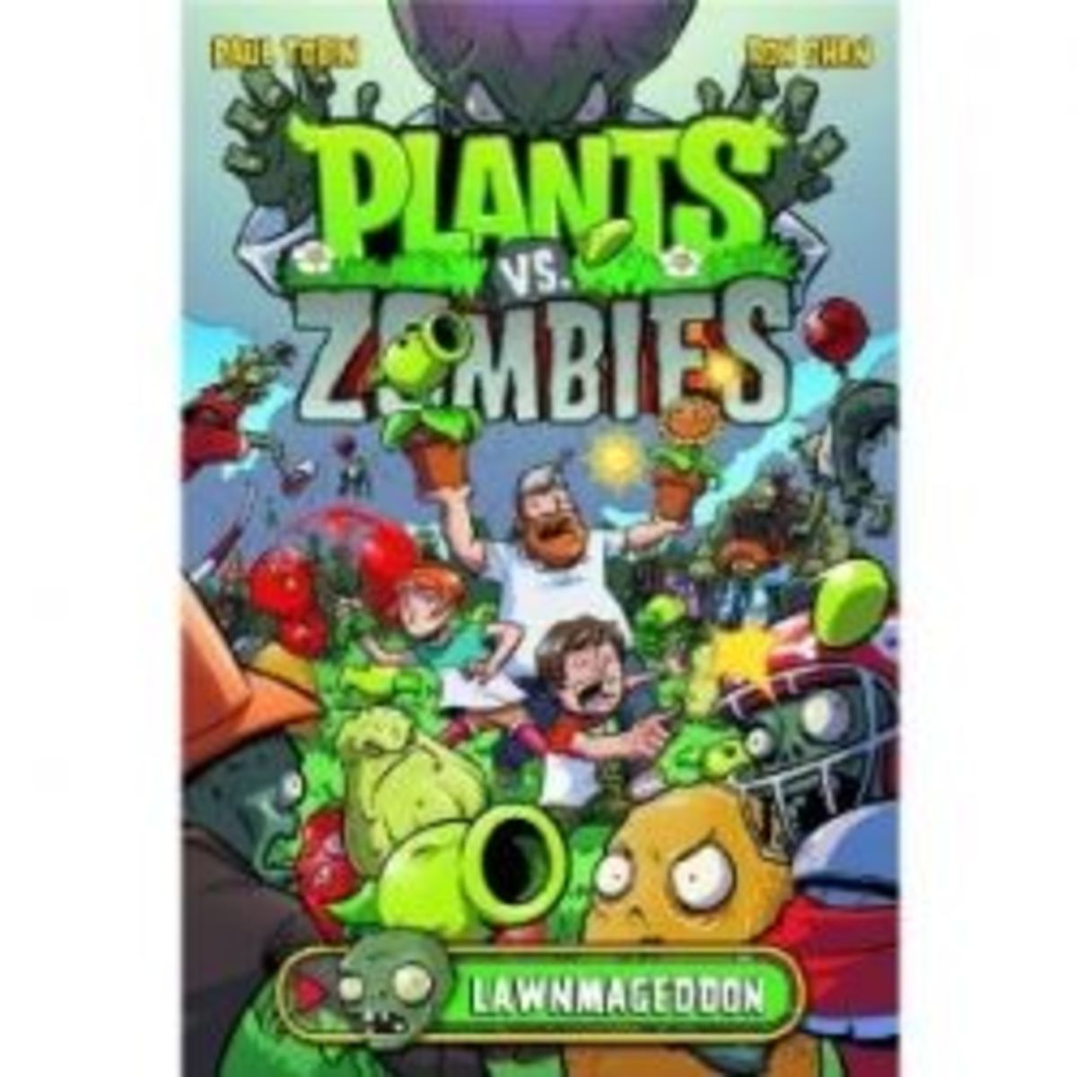 Plants vs Zombies Party Ideas
