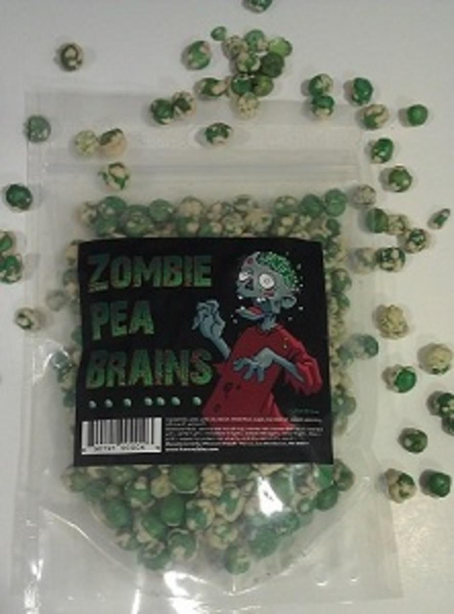 Zombie Pea Brains