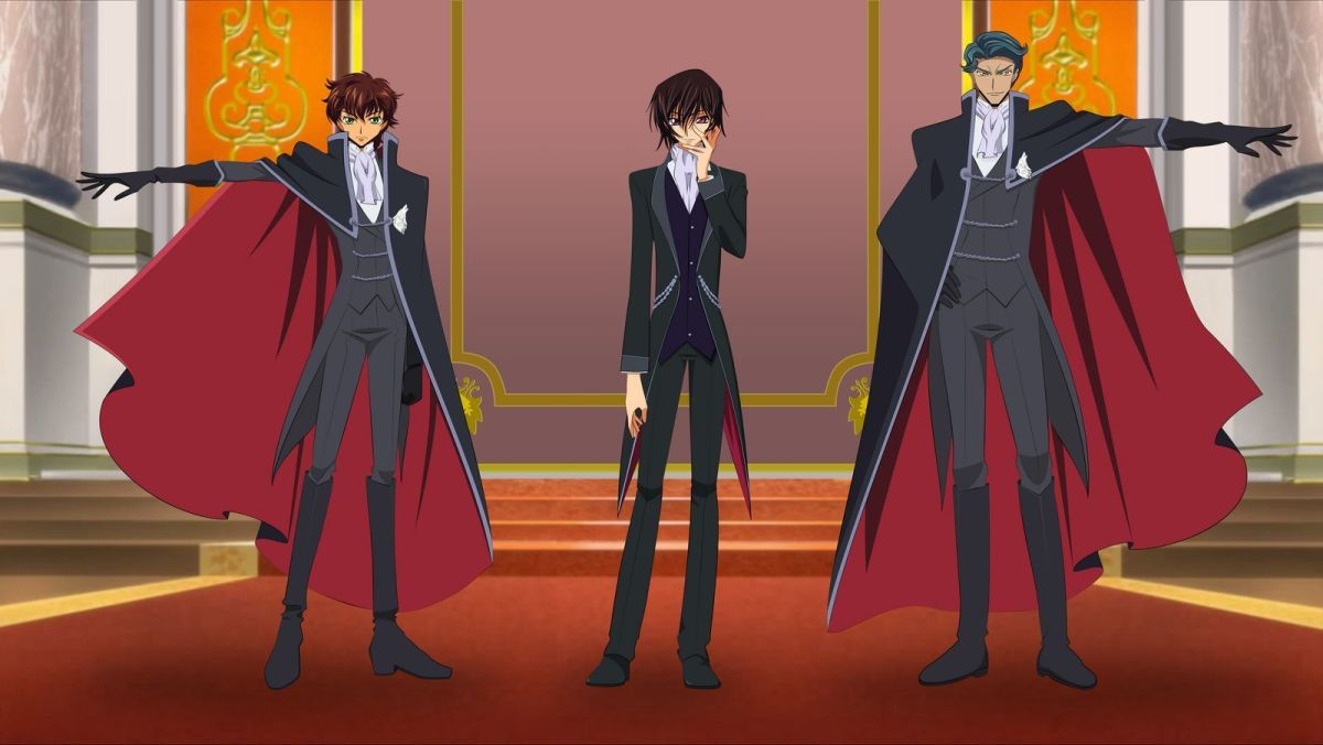 Code Geass: Hangyaku no Lelouch (Code Geass: Lelouch of the Rebellion)