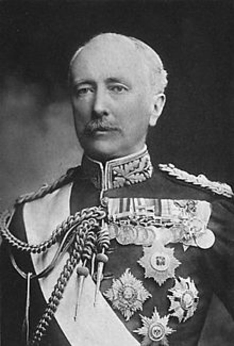 Field Marshal Garnet Joseph Wolseley