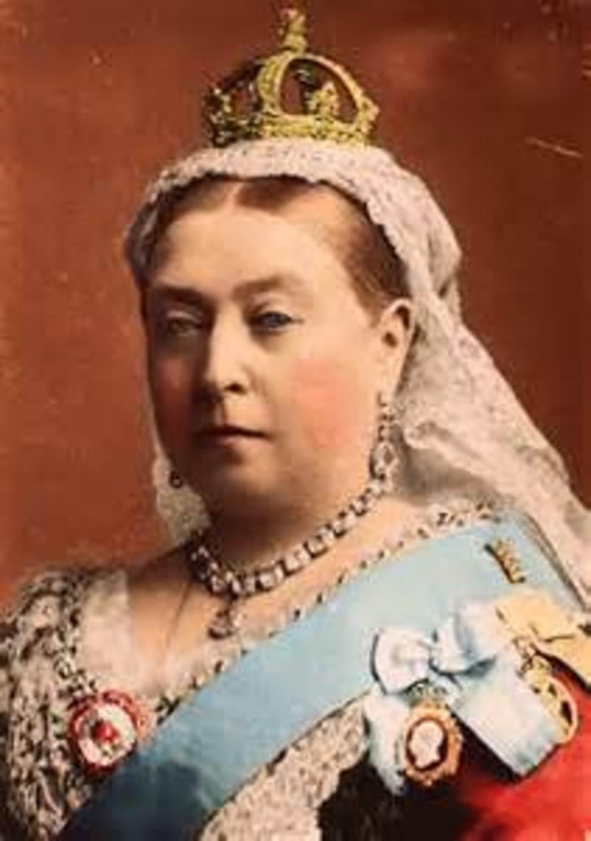 """""""Queen Victoria"""""""