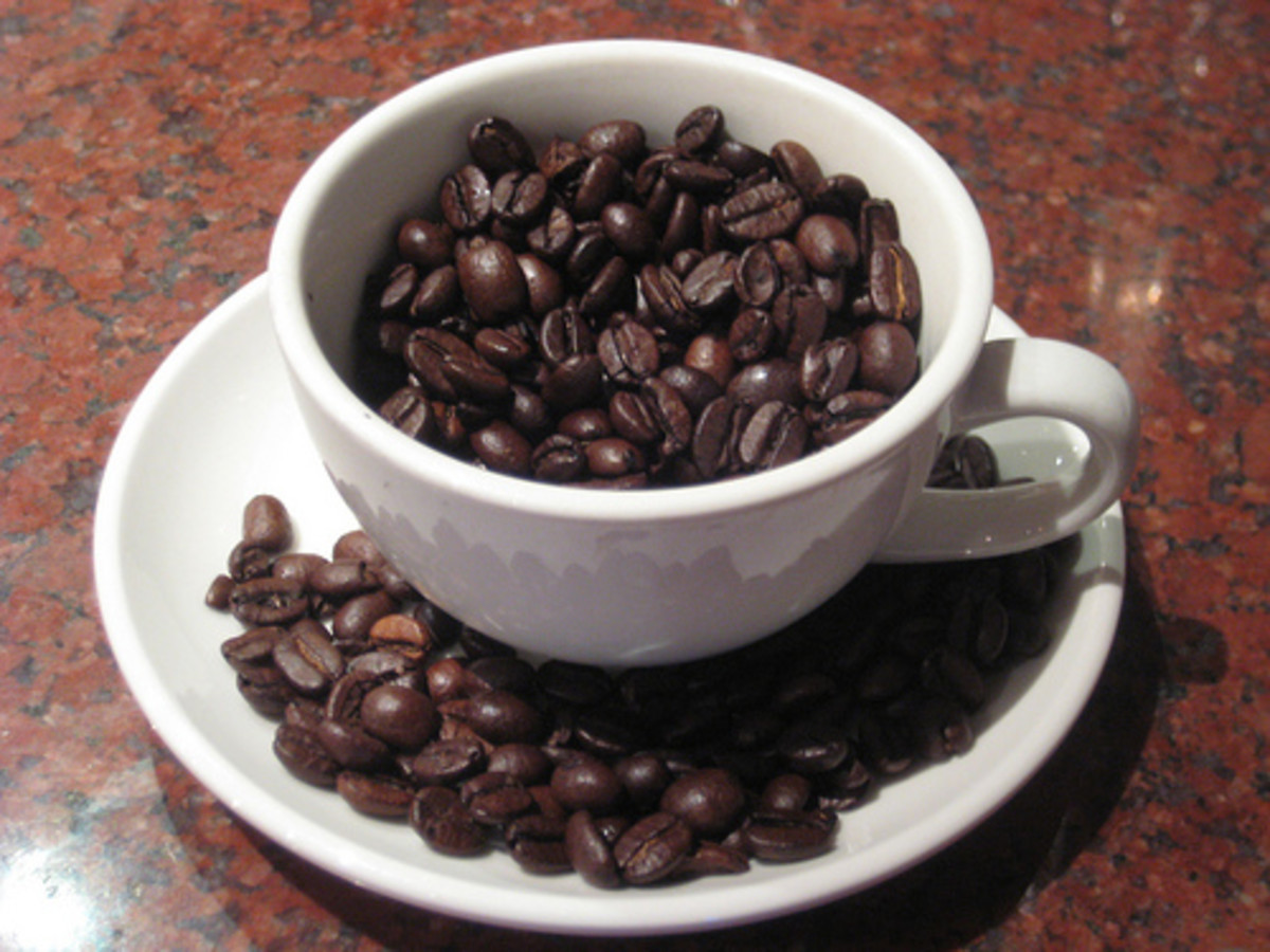 Caffeine can have negative effects on your adrenaline, insulin levels and your sleep.