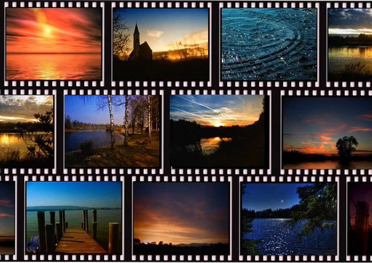 Arts & Crafts With Photography Film