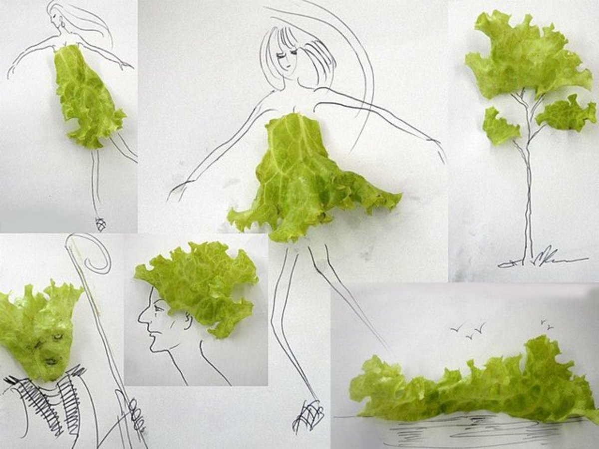 Victor Nunes - Excellent creativity using everyday objects