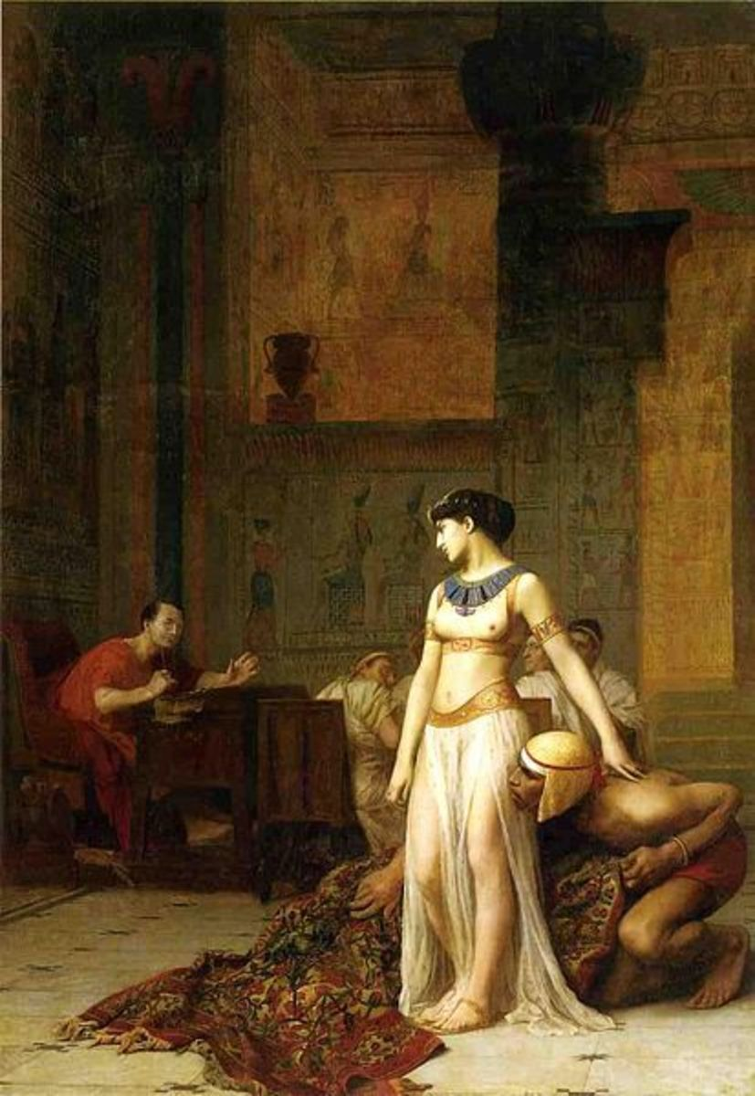 Defiant Pharaoh: Cleopatra the Great