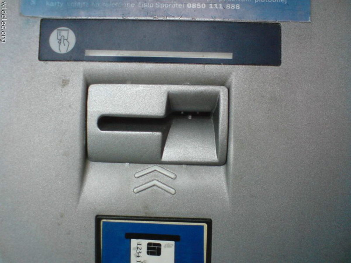 replaced card slot