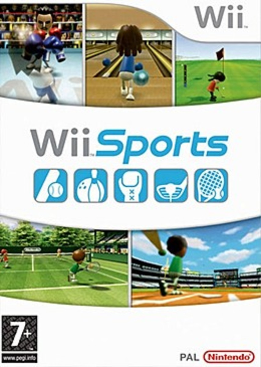 WiiSports, the OTHER Seventh Generation defining game.
