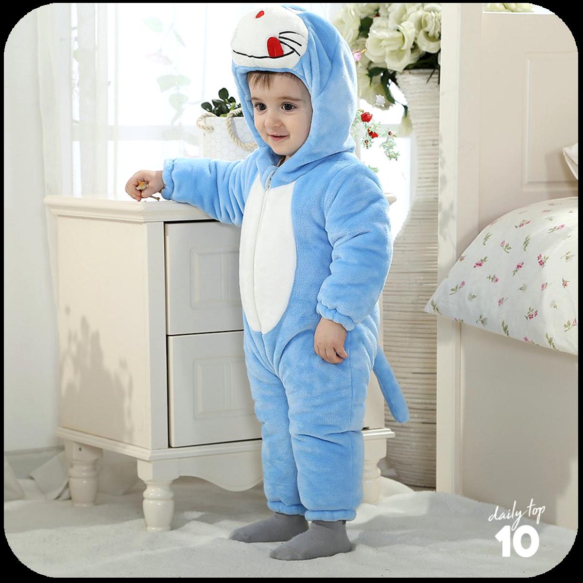 Doraemon Baby Costume