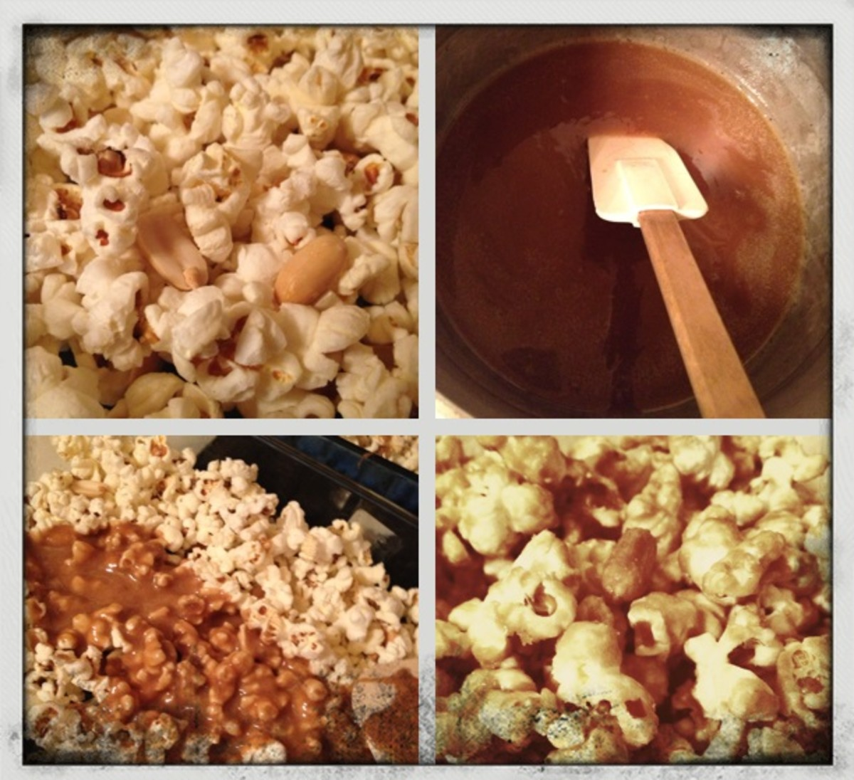 Homemade caramel popcorn is a great snack for movie night, anytime the kids are having friends over or when you just want a treat to cure that sweet tooth.