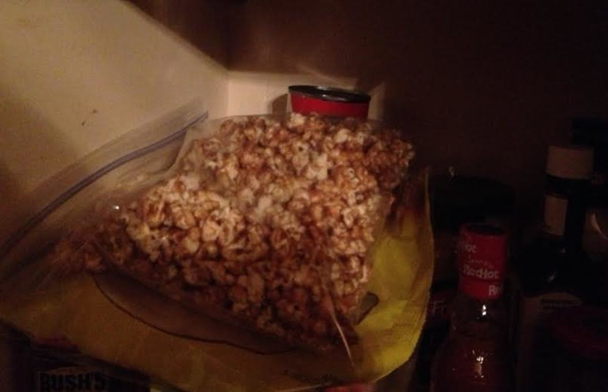 I stored this batch in our pantry and can guarantee it will not be there tomorrow night!