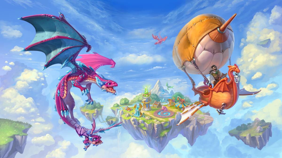 Dragons World Breeding Guide