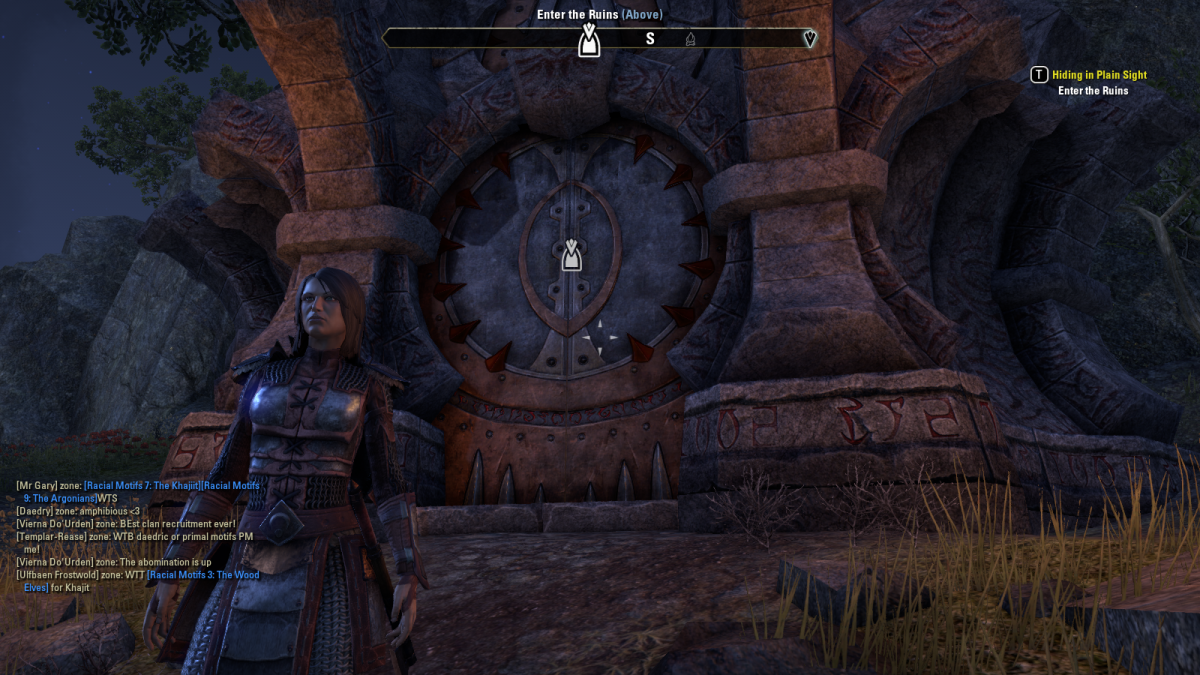 The Elder Scrolls Online Walkthrough - Narsis: Hiding in Plain Sight, Death Trap