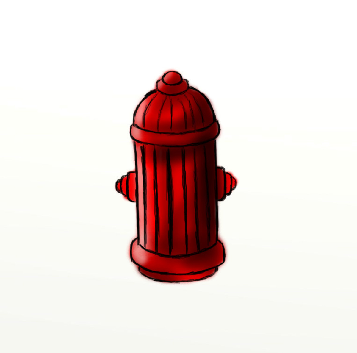 how-to-draw-a-fire-hydrant