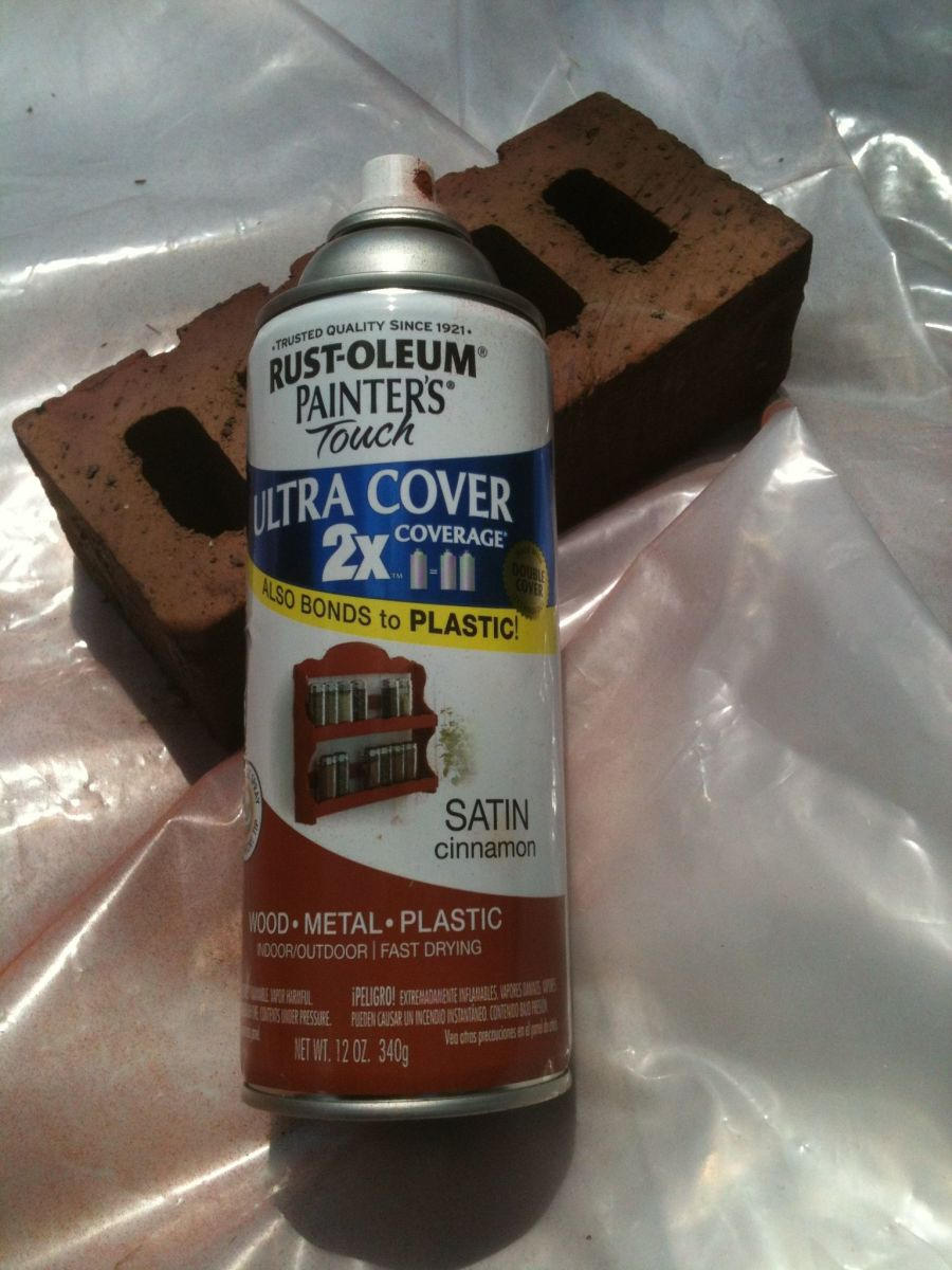 Cinnamon Rustoleum Painter's Touch in Satin