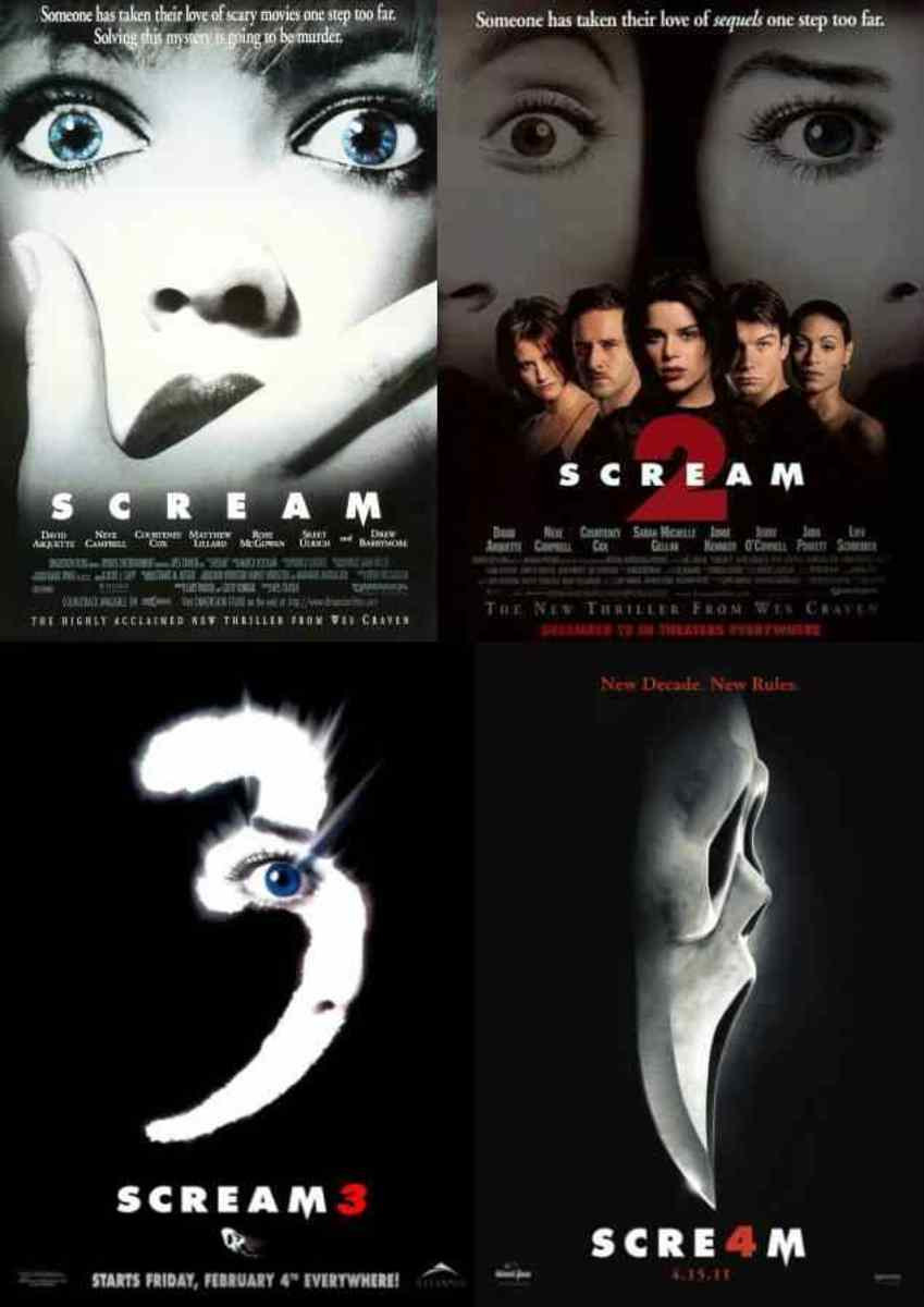 Why The 'Scream' Movies are a Great First Franchise for New Horror Fans